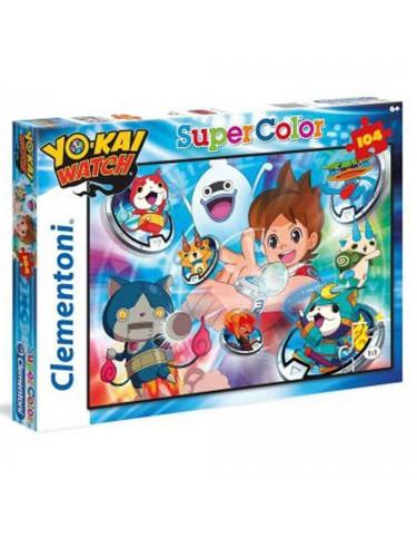 Yo-Kai Puzzle 104