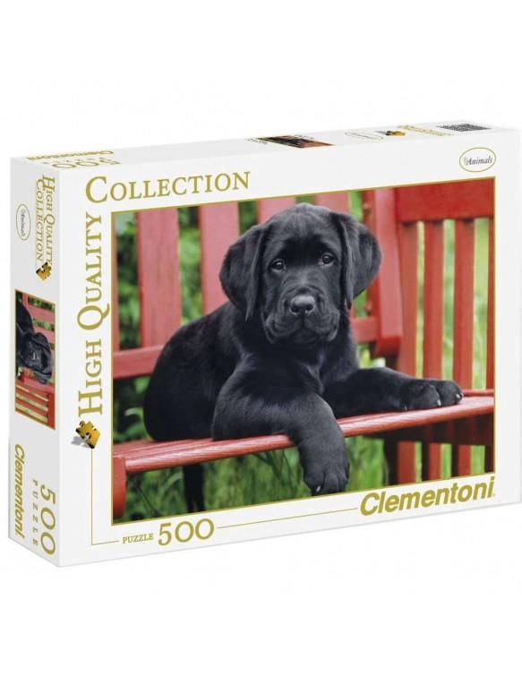 Puzzle 500 El Perro Negro 8005125303465