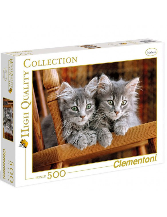 Puzzle 500 Kittens 8005125305452