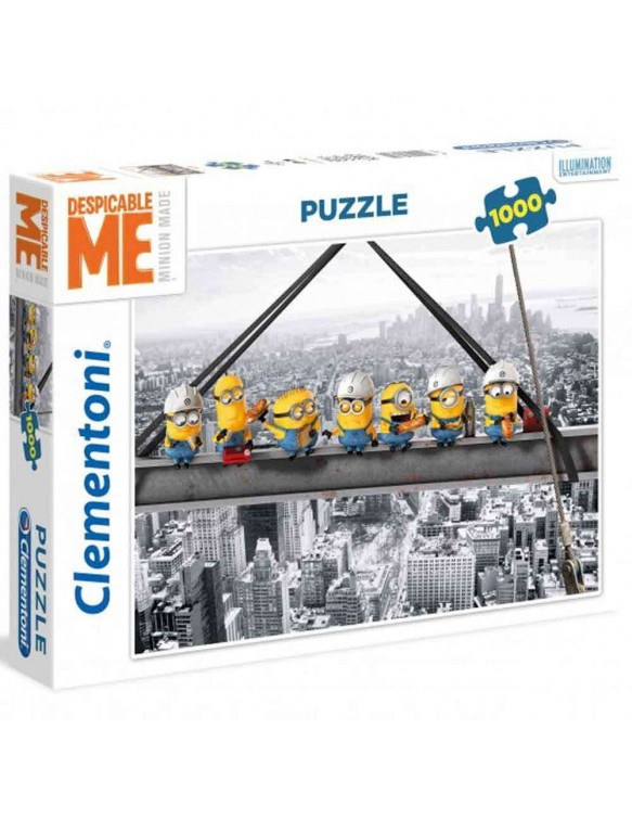 Minions Puzzle 1000pz 8005125393701