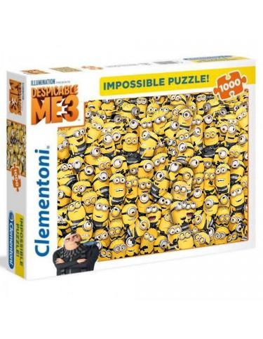 Puzzle 1000 Minions Despicable Me3