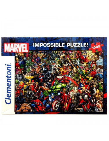 Puzzle 1000 Marvel 8005125394111