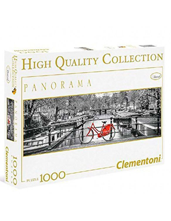 Puzzle 1000 Amsterdam - Bicicleta 8005125394401