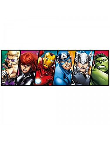 Puzzle 1000 The Avengers 8005125394425