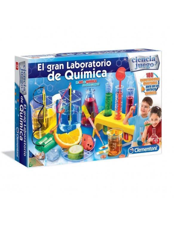 Quimica Gran Laboratorio 8005125550630