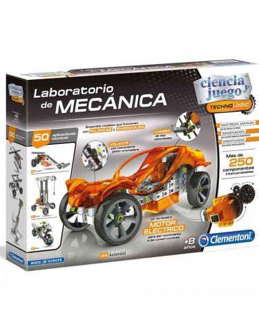 Laboratorio de Mecánica