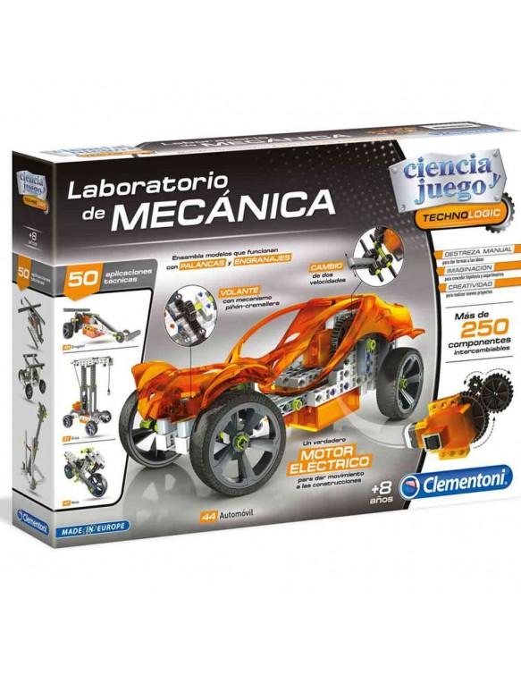 Laboratorio de Mecánica 8005125551255