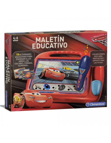 Cars 3 Maletín Educativo 8005125551705