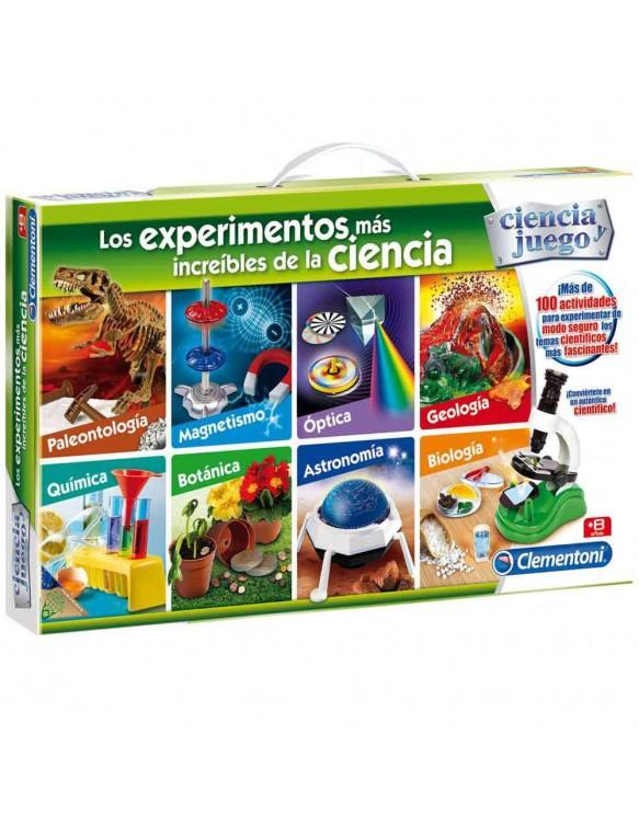 Los Experimentos Más Increibles de la Ciencia 8005125551897