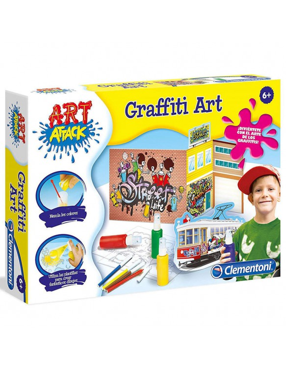 Art Attack Graffiti 8005125552108