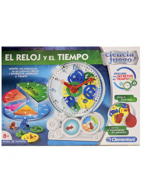 El Reloj Y El Tiempo 8005125552184
