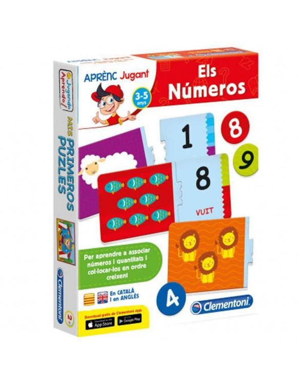 Aprenc Els Números 8005125655786