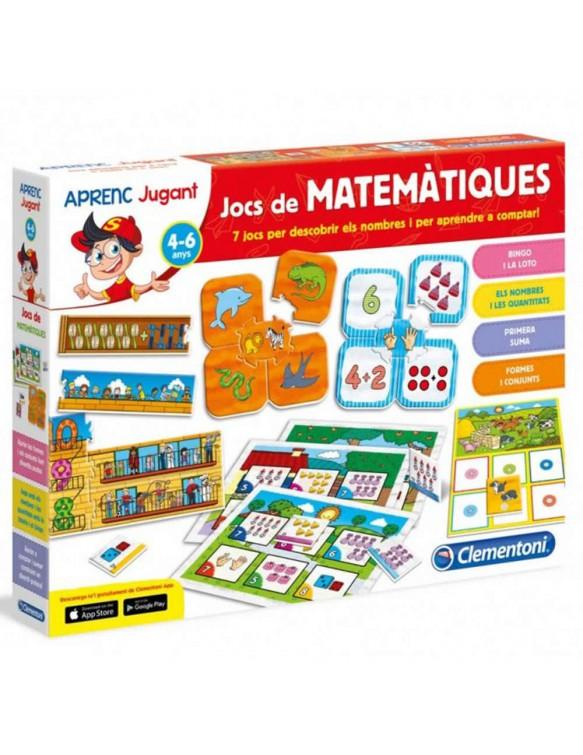 Jocs D`Matemàtiques 8005125655823