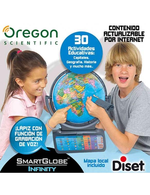Globo Terráqueo Infinity 4891475049641