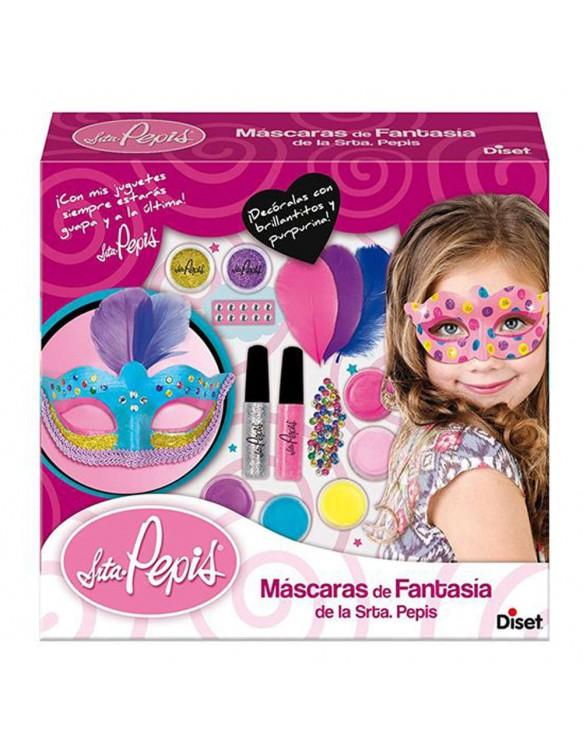Srta Pepis Máscaras Fantasía 8410446467817