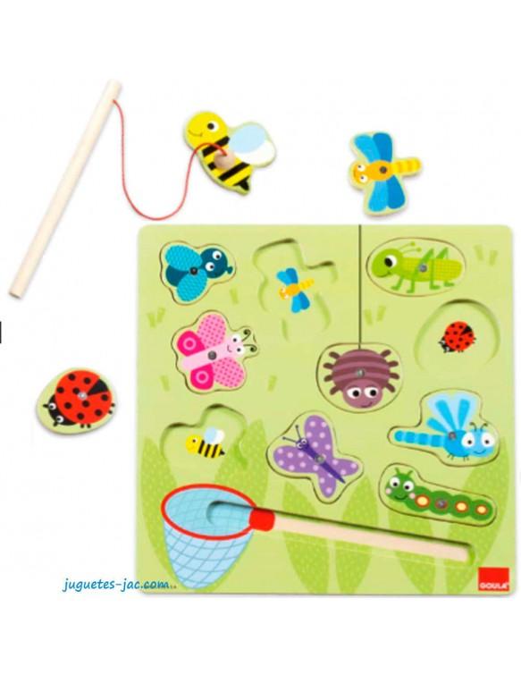Puzzle Bichos Goula 8410446531341