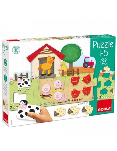Puzzle 1-5 Goula 8410446534380