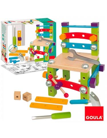 Silla Construcción Goula 8410446552292