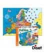Puzzle Países de Europa 8410446636398