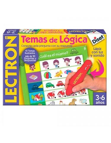 Lectron Lápiz Temas Lógica 8410446638828