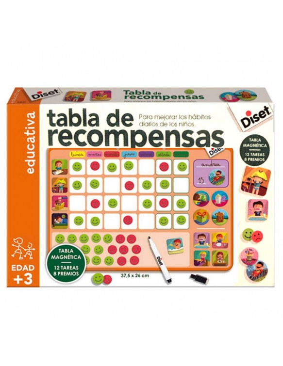 Tabla De Recompensas 8410446689448