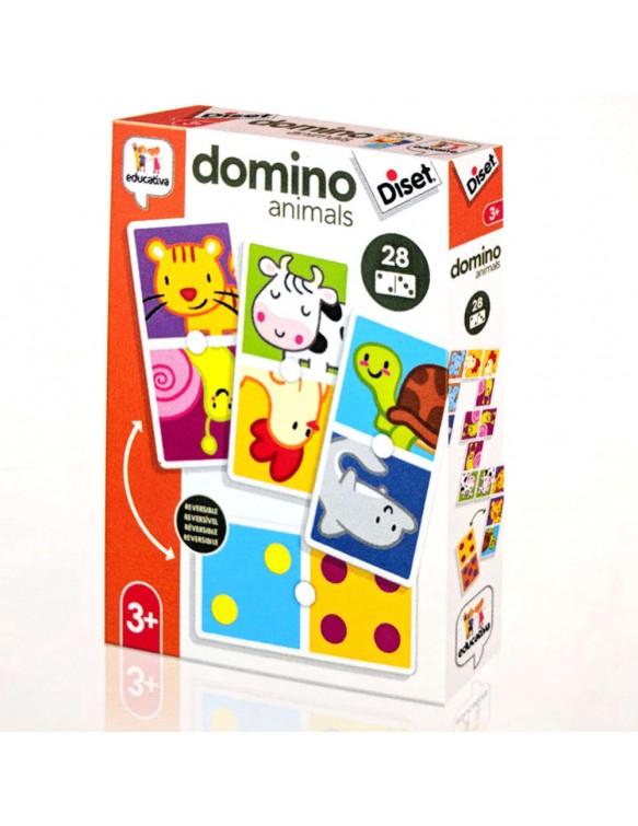 Dómino Animales 8410446689561
