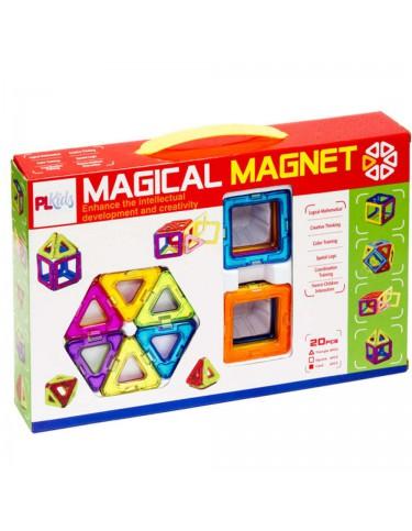 Magical Magnet 20 Piezas 8436039865037