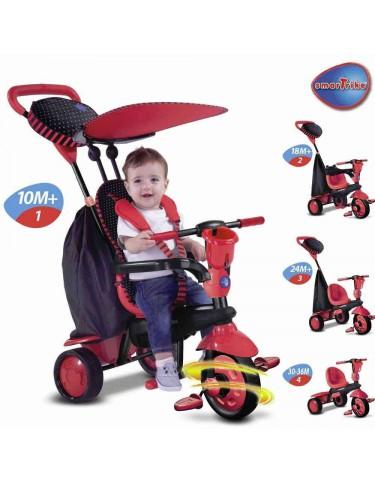 Triciclo Spark Rojo
