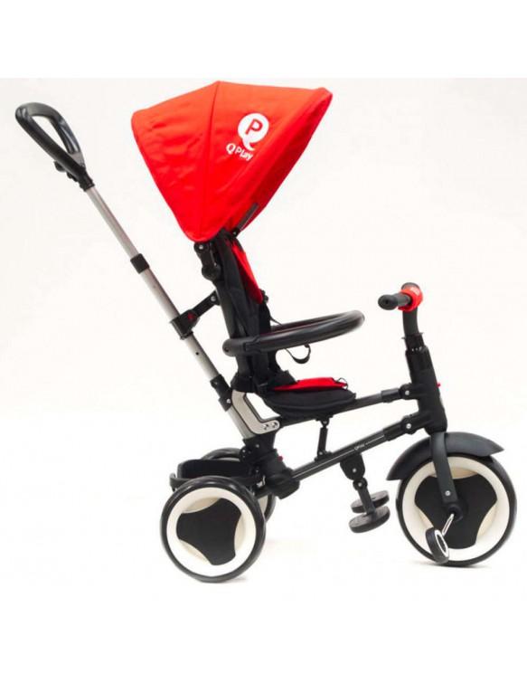 Triciclo Rito Rojo Plegable 8436039863804