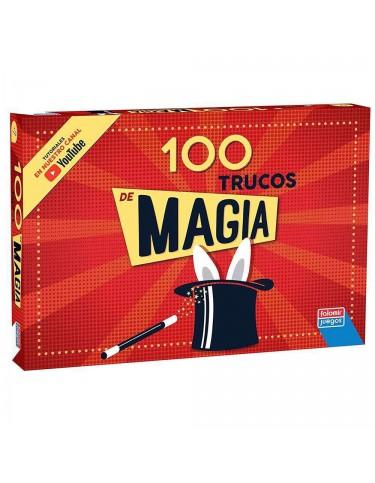 Magia Caja 100 Trucos 8412553010603