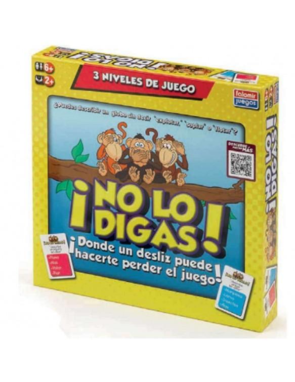 No lo Digas Famolir 8412553210010