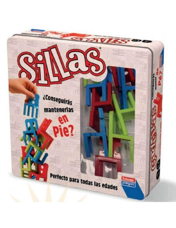 Sillas Colores Falomir 8412553280228