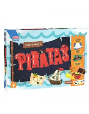 Alfarería Piratas Falomir 8412553284387