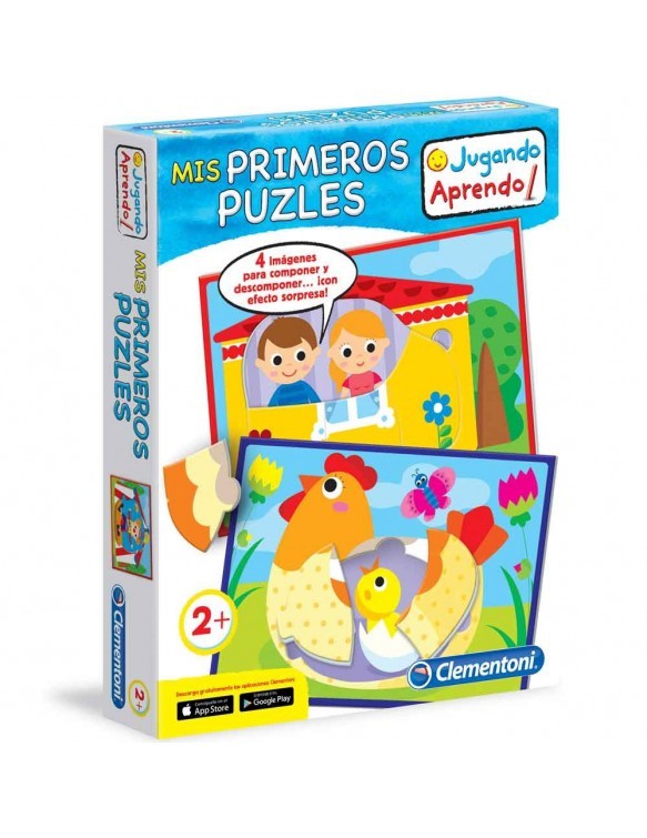 Baby Aprendre Mi Primer Puzzle 8005125551163