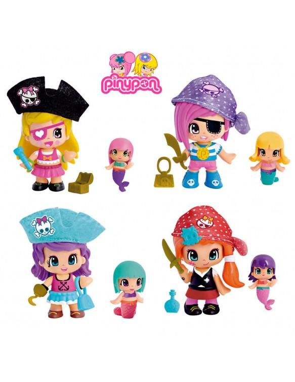 Pin y Pon Piratas y Sirenas 8410779030559