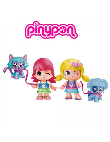 Pinypon con Mascota 8410779030566