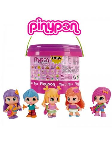 Pinypon Cubo 5 Figuras 8410779041722