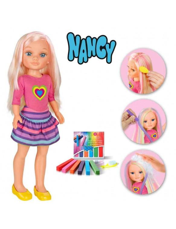 Nancy Un Día Haciendo Mechas 8410779044563