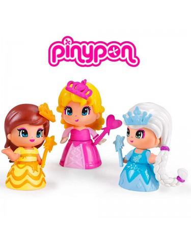 Pinypon 3 Princesas 8410779048653