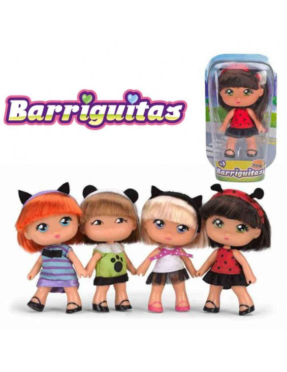 Barriguitas Disfraces Mascota 8410779050762