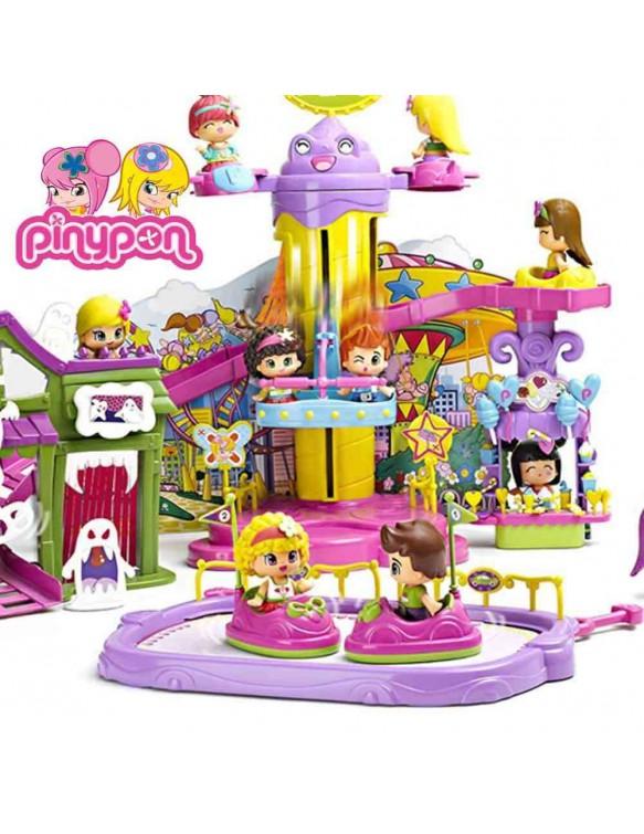 Pin y Pon Parque de Atracciones 8410779315267