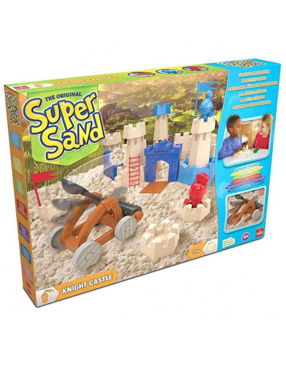 Super Sand Castillo Caballeros 8711808832923
