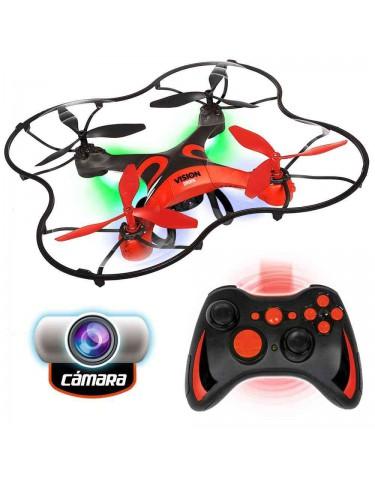 Drone Visión con Cámara