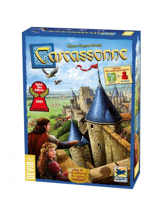 Carcassonne 8436017222593