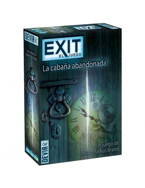 Exit 1- La Cabaña Abandonada 8436017225099