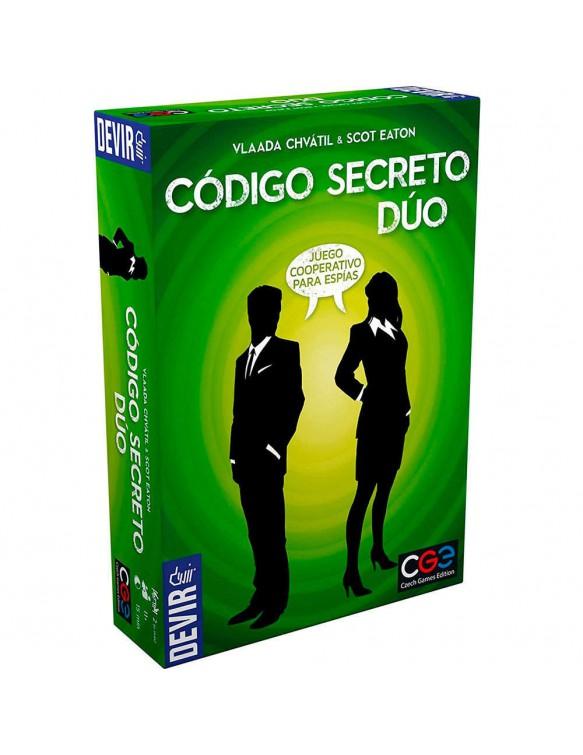 Código Secreto Dúo 8436017226270