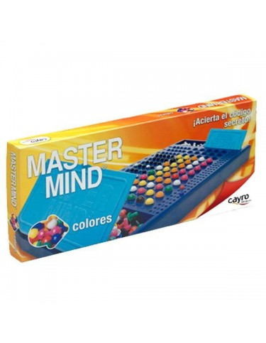 Master mind colores. 8422878700042