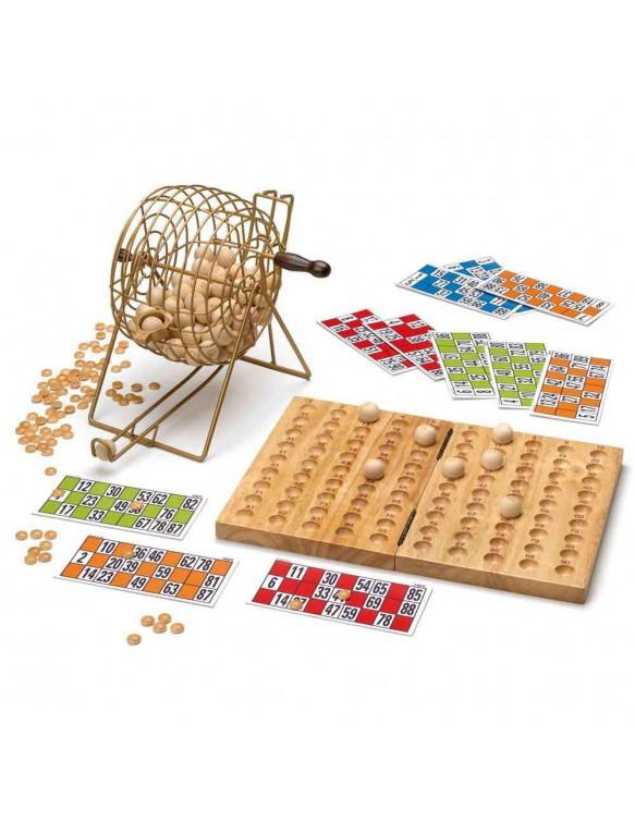 Bingo de Luxe Cayro 8422878706358
