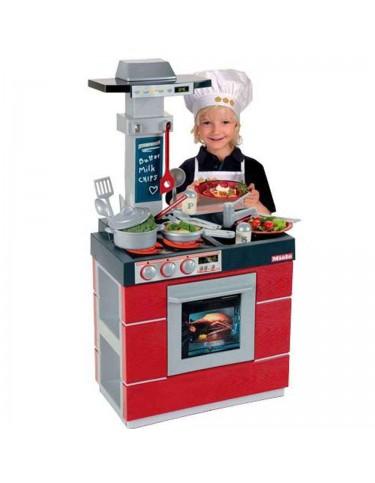 Cocina Compacta Miele Roja 4009847090447