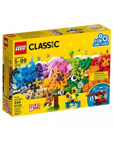 Lego 10712 Ladrillos Y Engranajes 5702016111347